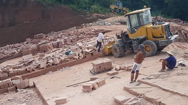 O foco foi na área civil e em Geologia e Engenharia de Minas